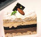 キハチカフェのケーキ